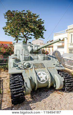 Battle Tank Memorial