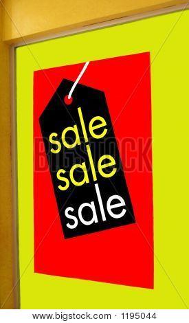 Sale. Sign