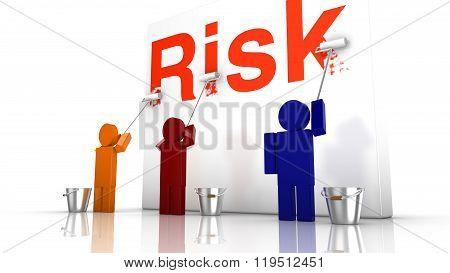 Avoid Risk With Teamwork
