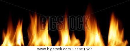 Fire series