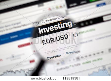 Eur-usd Currency Pair