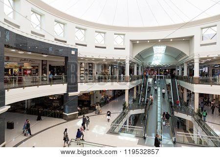 Deira Mall In Dubai