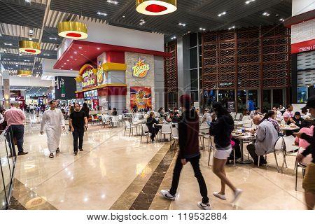 Food Court In Dubai Mall