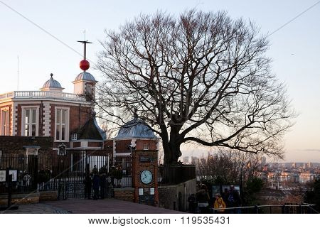 Royal Observatory Greenwich London England