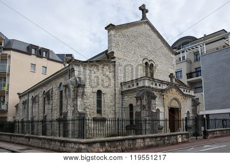 Church In Aix-les-bains