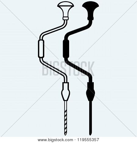 Symbol manual drill
