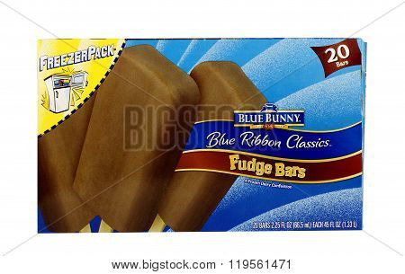 Classic Fudge Bars