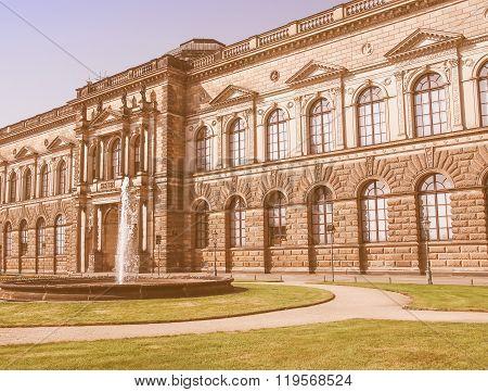 Dresden Zwinger Vintage