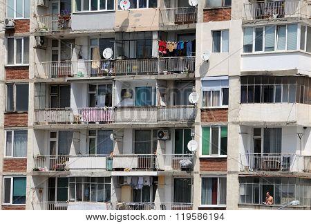 Apartment House In Veliko Tarnovo
