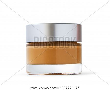 Cosmetic Cream Bottle