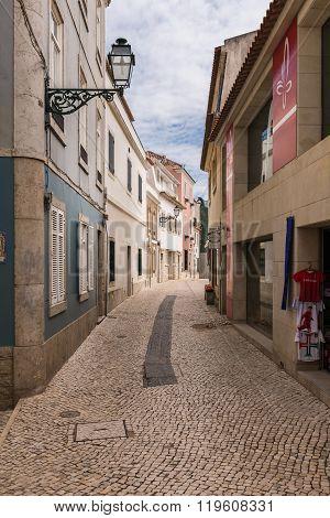 The City Os Cascais. A Sunshine Coast In Portugal