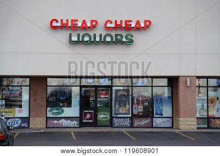 Cheap Cheap Liquors