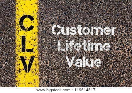 Business Acronym Clv Customer Lifetime Value