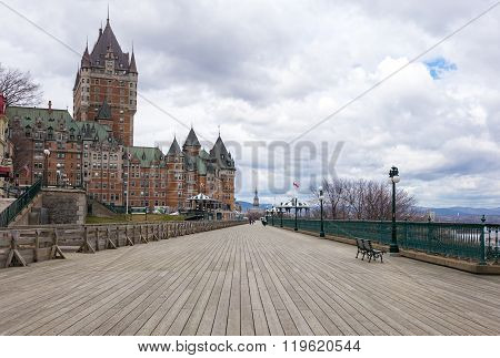 Canada The Architectures