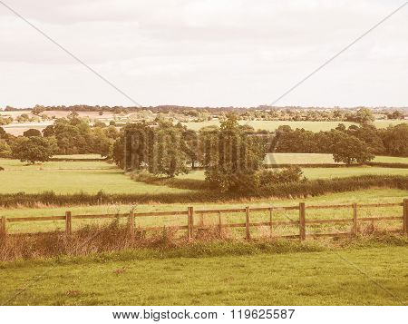 View Of Tanworth In Arden Vintage