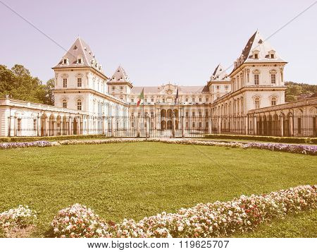 Castello Del Valentino, Turin Vintage