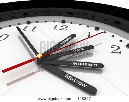 Clock Europe