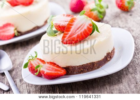 Homemade Cheesecakes