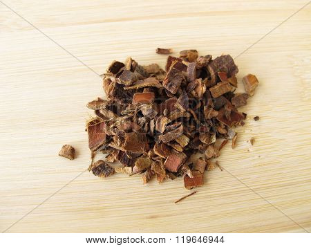 Cascara Buckthorn bark, Rhamni purshiani cortex