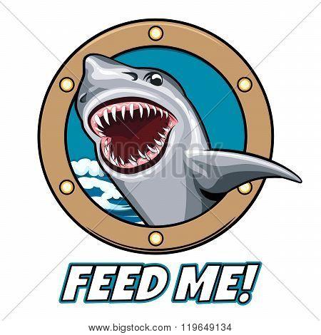 Feed Me Emblem