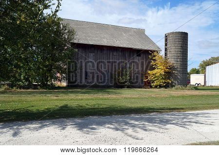 Old Farm Buildings