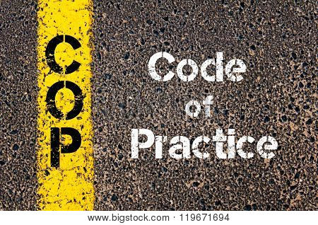 Business Acronym Cop Code Of Practice
