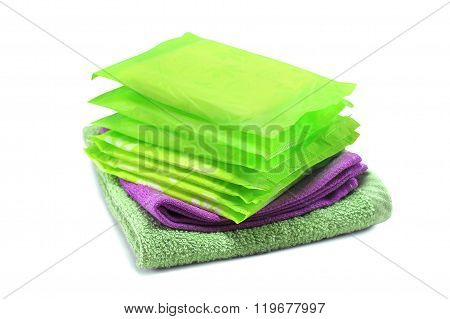 Woman Sanitary Pads
