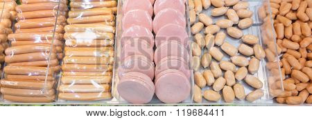 Fresh Raw Sausages
