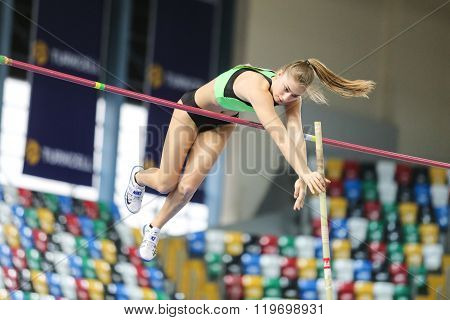 Balkan Athletics Indoor Championships
