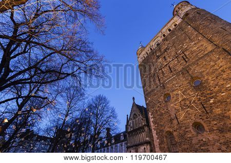 Basilica Of Our Lady In Maastricht