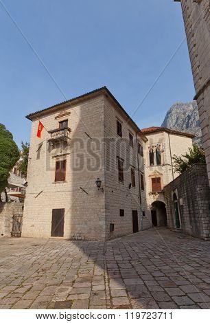 Drago Palace In Old Town Of Kotor, Montenegro