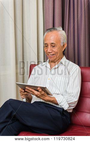 Smiling Senior Learning Technology