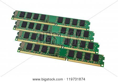 Electronic Collection - Computer Random Access Memory (ram) Modules