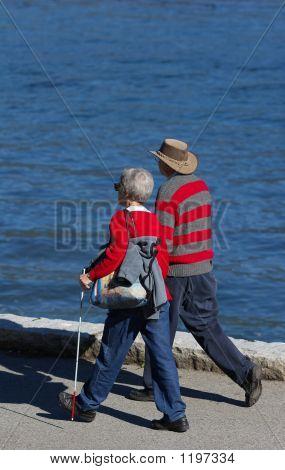 Adultos mayores activas