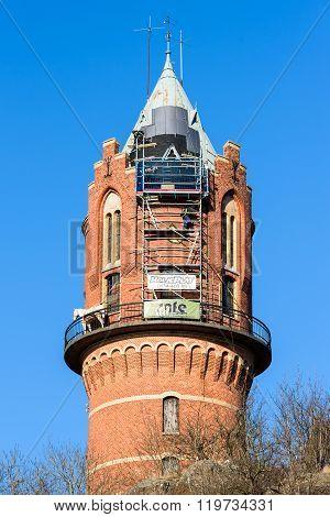 Water Tower Repairs