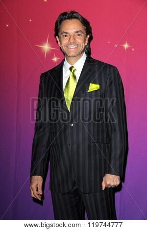 LOS ANGELES - FEB 25:  Eugenio Derbez at the Madame Tussauds Hollywood Unveils Kate Winslet Wax Figure at the TCL Chinese 6 Theaters on February 25, 2016 in Los Angeles, CA