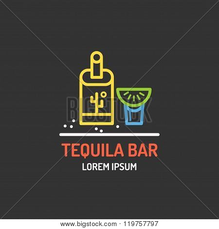 Mexican Bar Logo.