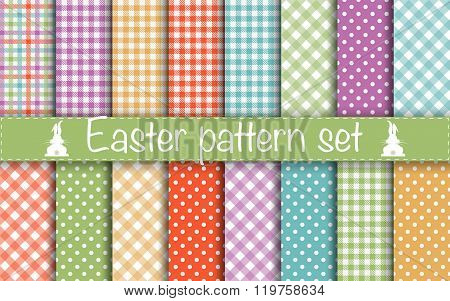 Easter Geometric Patterns