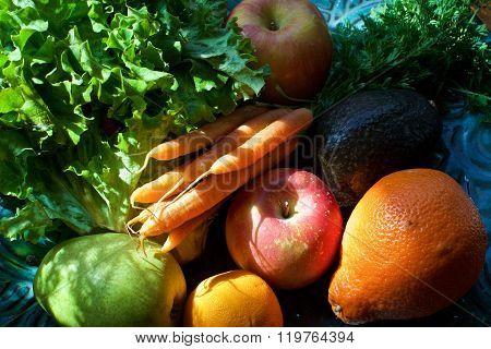 Mixed Produce