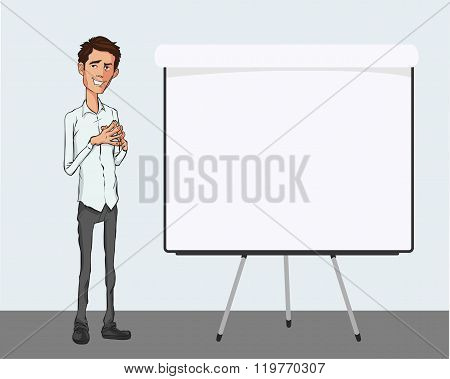 Presentation Of Business Product, Project, Report.