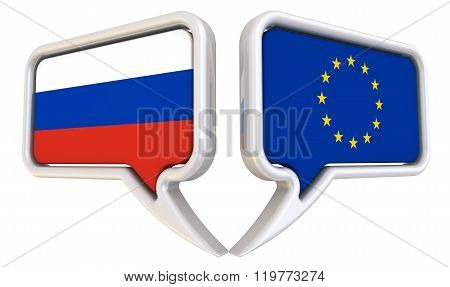 The dialog between the Russian Federation and the European Union