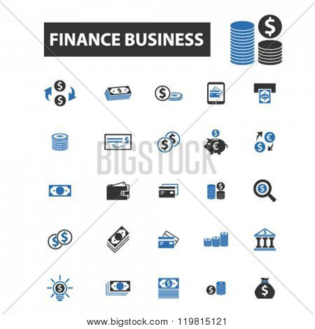 finance business icons, finance business logo, finance business vector, finance business flat illustration concept, finance business infographics, finance business symbols,