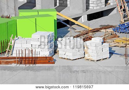 Brick And Construction Equipment