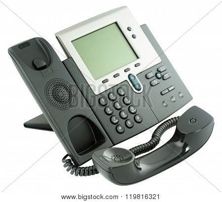 Office Digital Telephone Set, Off-hook
