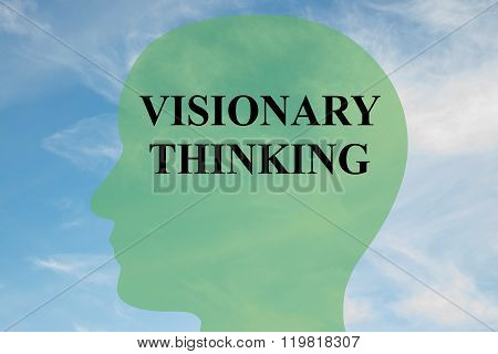 Visionary Thinking Concept