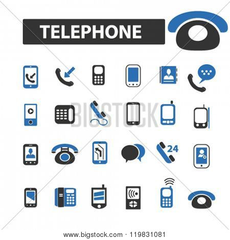 telephone icons, telephone logo, telephone vector, telephone flat illustration concept, telephone infographics, telephone symbols,