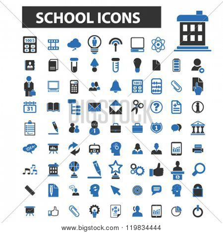school icons, school logo, school vector, school flat illustration concept, school infographics, school symbols,