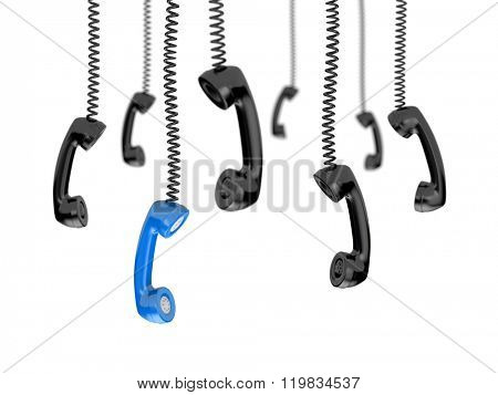 Retro telephone tubes - Getting a call