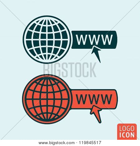 Website Icon Isolated