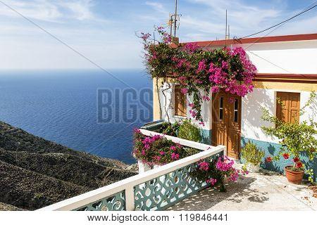 Beautiful House In Olympos, Karpathos